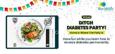 LiveAltlife Ditch Diabetes